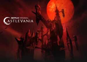 Netflix-Castlevania